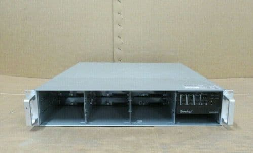 Synology Rackstation RS2212RP+ Rackmount 10Bay SAS NAS Network Attached Storage
